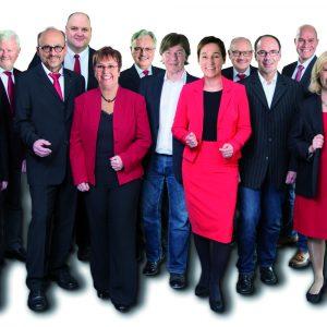 KandidatInnen der SPD Itzehoe